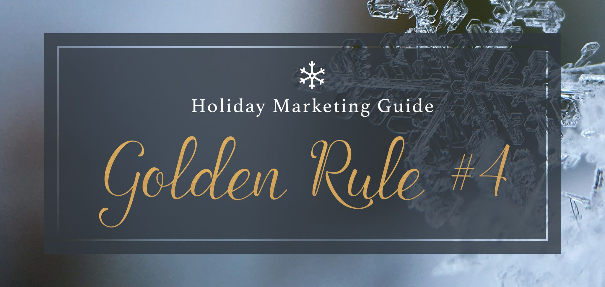 golden-rule-4-post